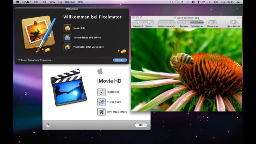 Language Switcher for Mac - review, screenshots