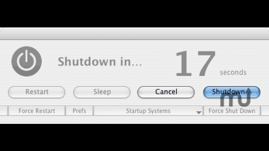 Super Shut Down for Mac - review, screenshots