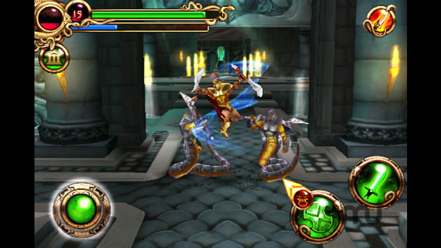 Hero of Sparta for Mac - review, screenshots