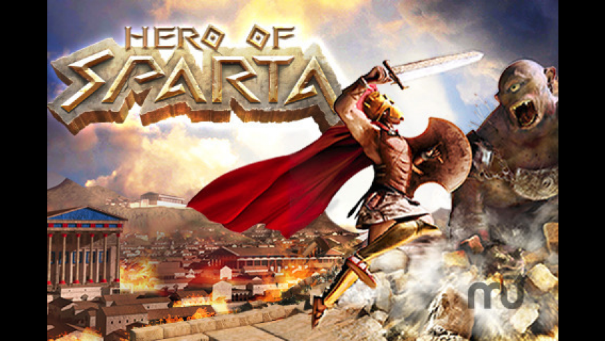 Hero of Sparta for Mac - review, screenshots