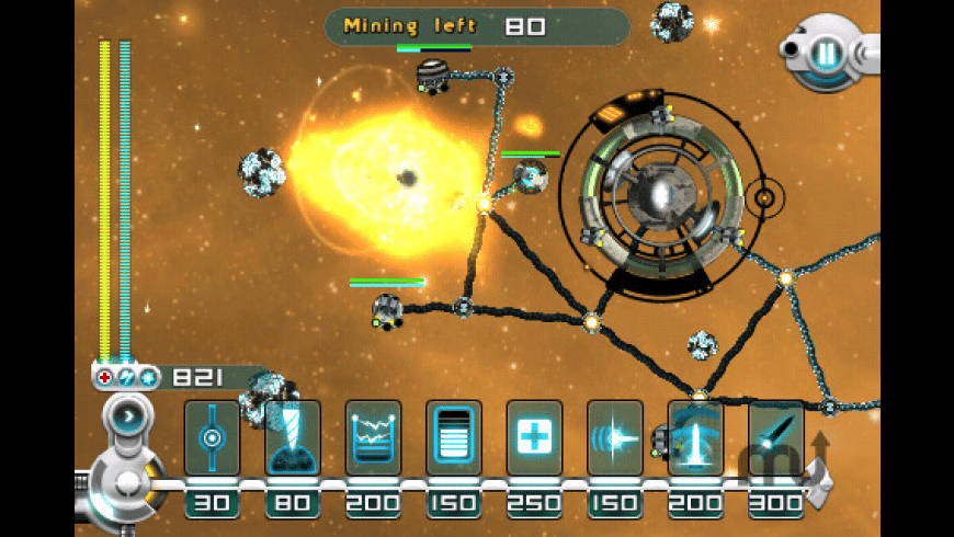 Space Station: Frontier for Mac - review, screenshots
