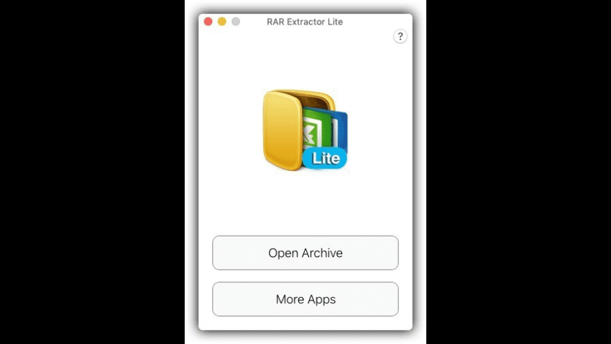 Elimisoft RAR Extractor Lite for Mac - review, screenshots