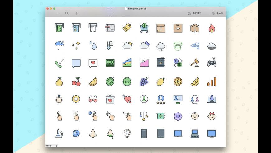 VectorView for Mac - review, screenshots