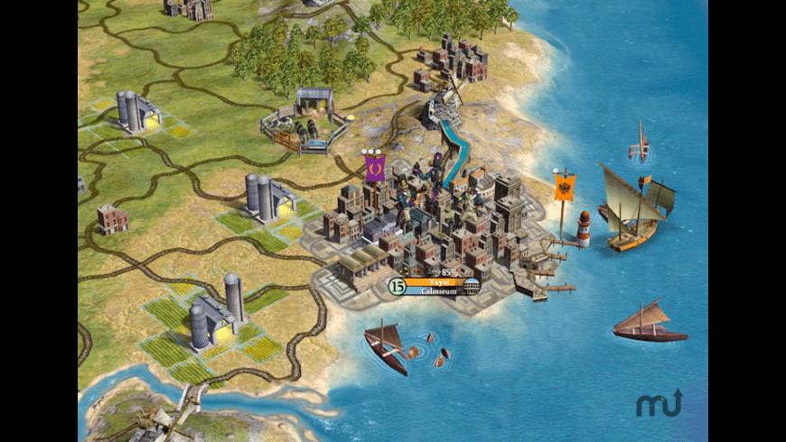 Civilization IV Complete for Mac - review, screenshots