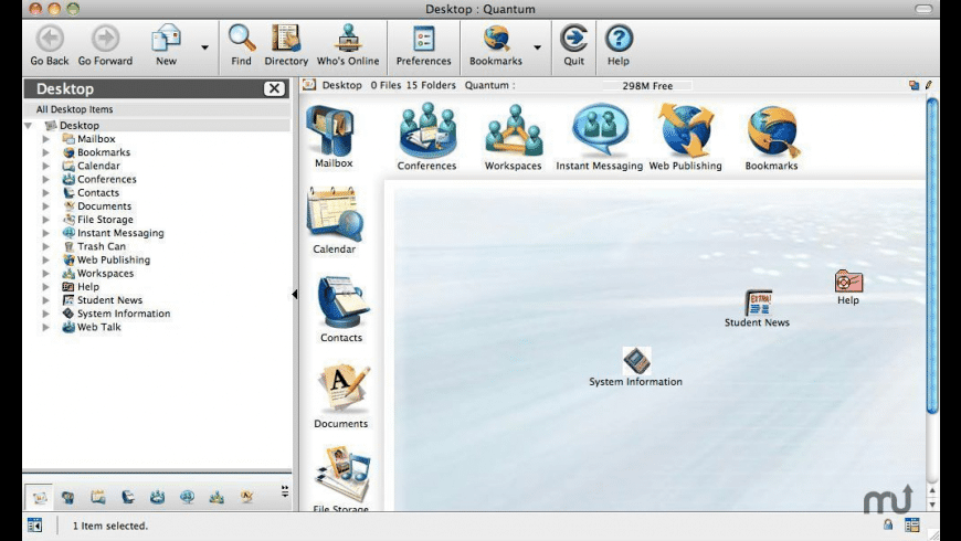 FirstClass for Mac - review, screenshots
