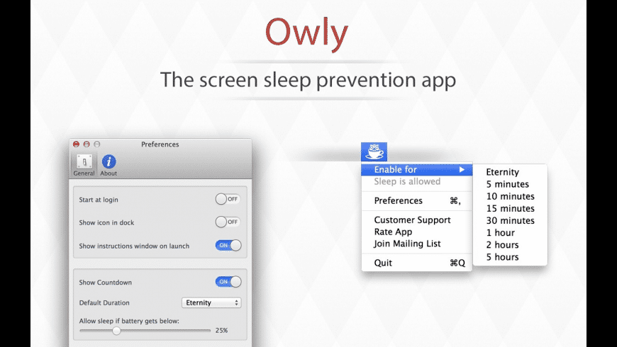 Owly for Mac - review, screenshots