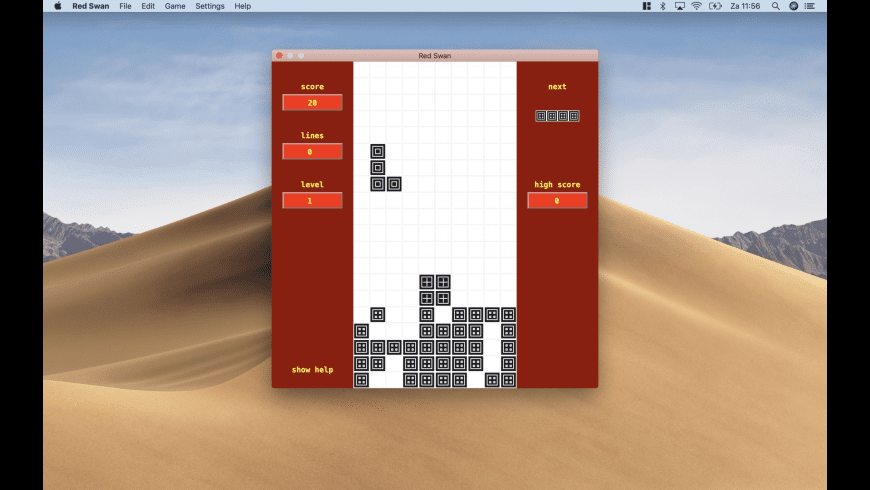 Red Swan for Mac - review, screenshots
