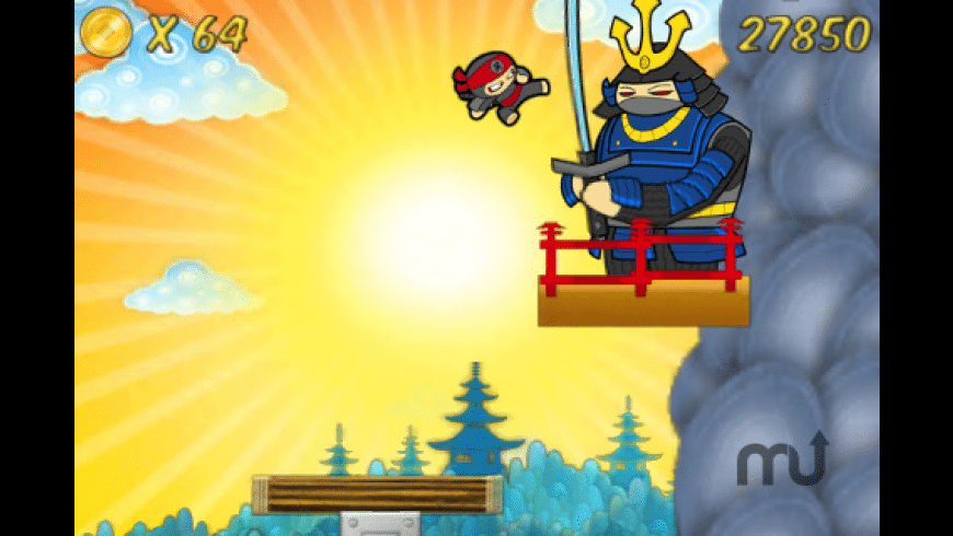 Chop Chop Ninja for Mac - review, screenshots