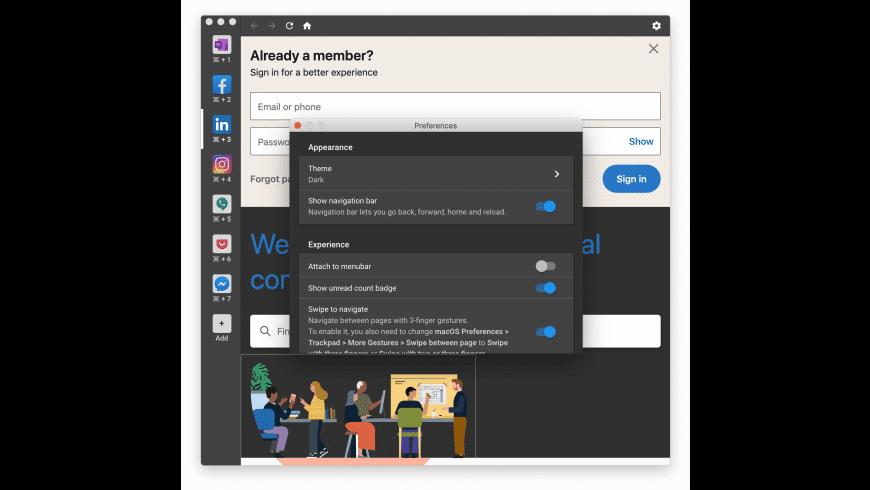 Singlebox for Mac - review, screenshots