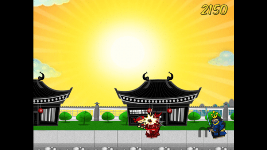 Chop Chop Ninja HD for Mac - review, screenshots