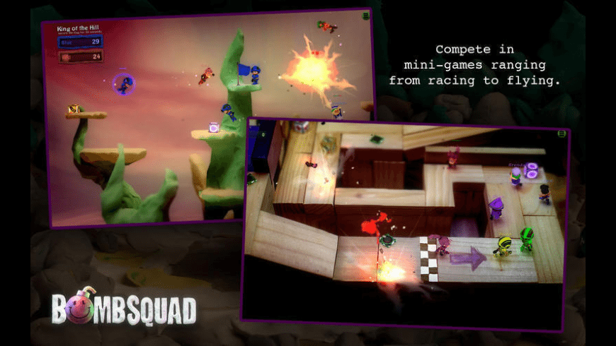 BombSquad for Mac - review, screenshots