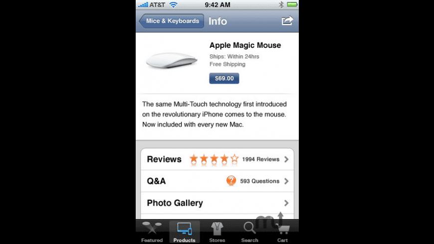Apple Store for Mac - review, screenshots