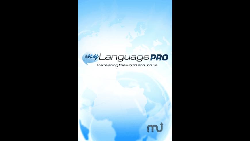 myLanguage Pro for Mac - review, screenshots