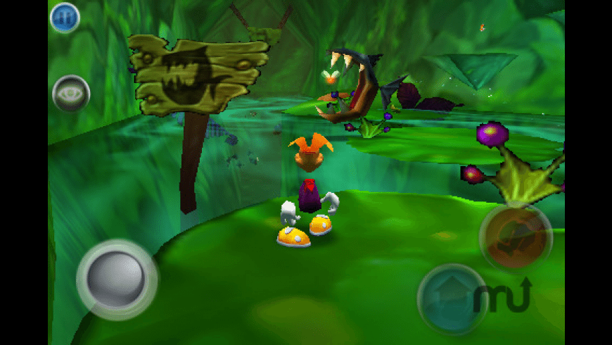 Rayman 2: The Great Escape for Mac - review, screenshots