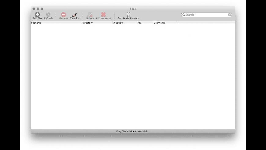 Lock-UnMatic for Mac - review, screenshots