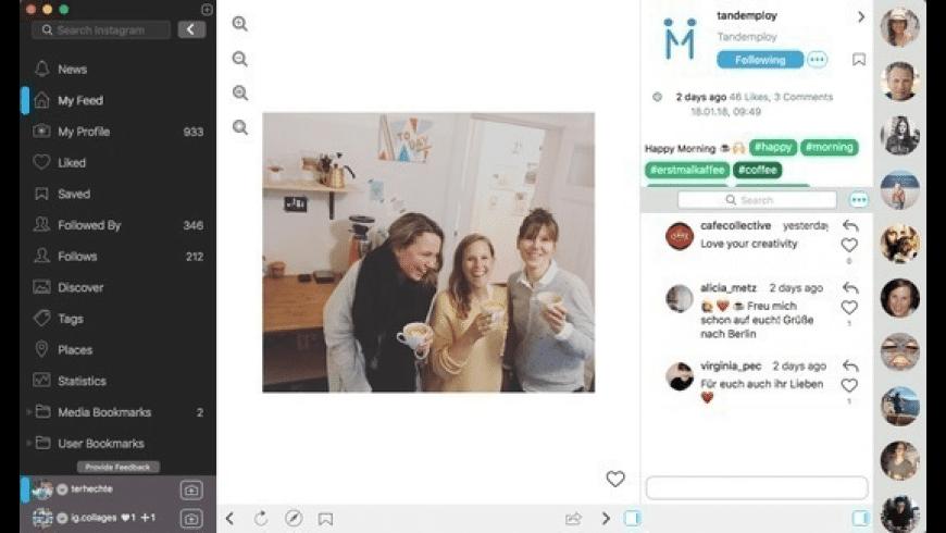 PhotoDesk for Mac - review, screenshots