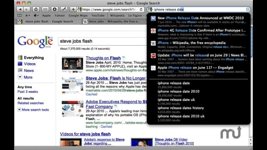 Glims for Mac - review, screenshots