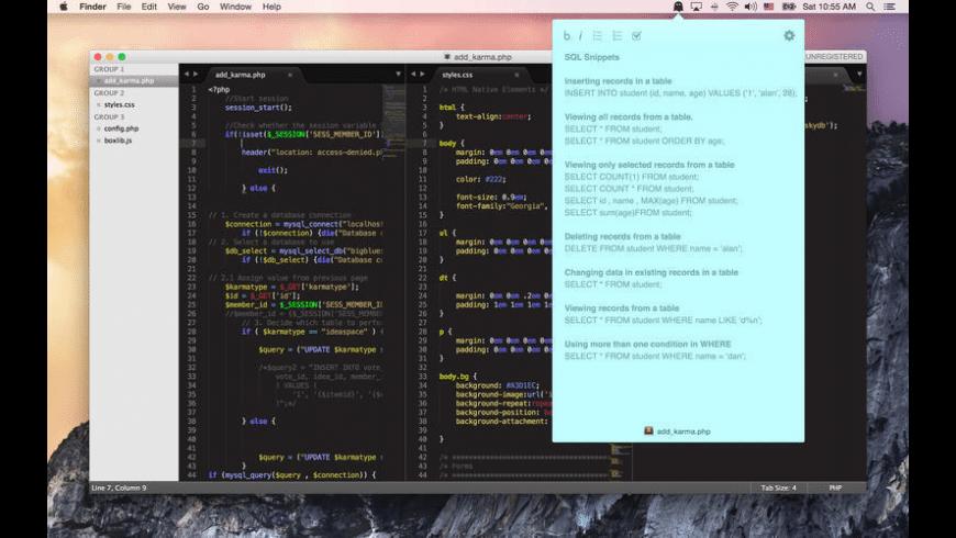 GhostNote for Mac - review, screenshots