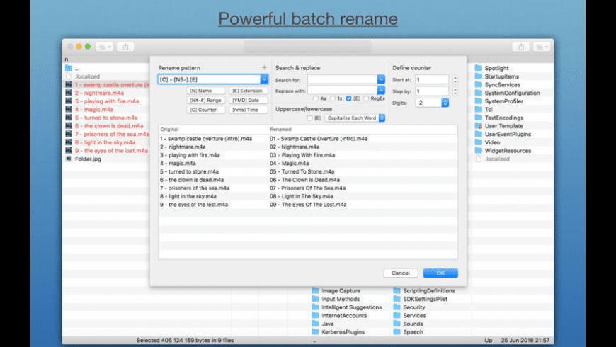 Nimble Commander Pro for Mac - review, screenshots