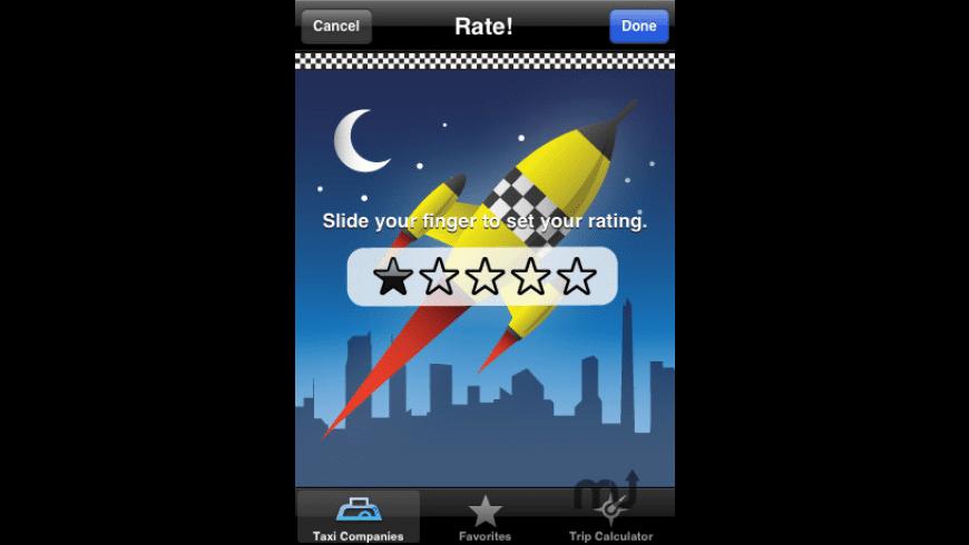 Rocket Taxi for Mac - review, screenshots