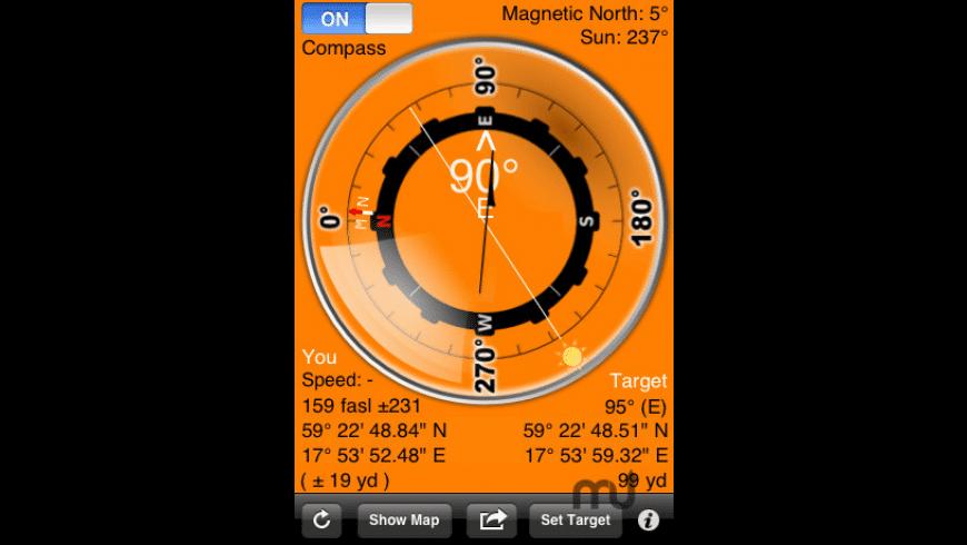 Compass Go for Mac - review, screenshots