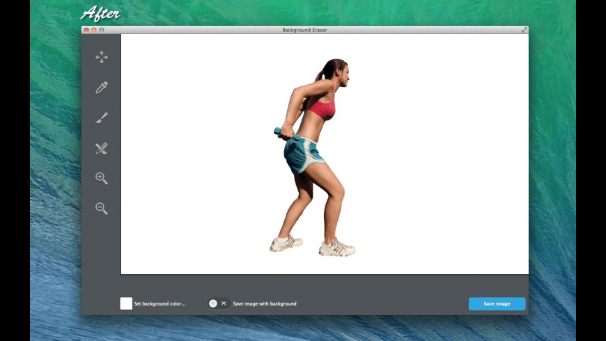 Background Eraser for Mac - review, screenshots