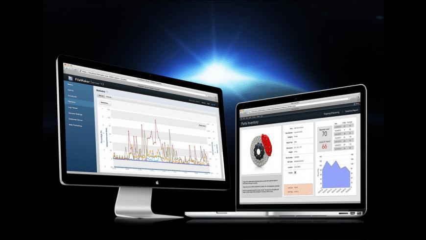 FileMaker Server for Mac - review, screenshots