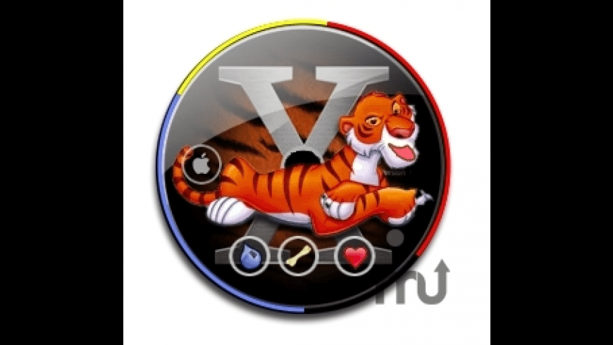 Tigergotchi Widget for Mac - review, screenshots
