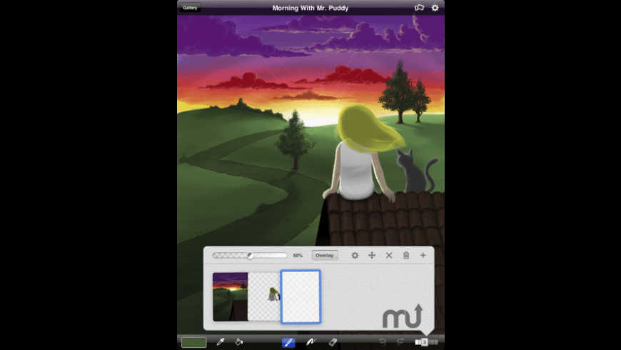 Brushes - iPad Edition for Mac - review, screenshots