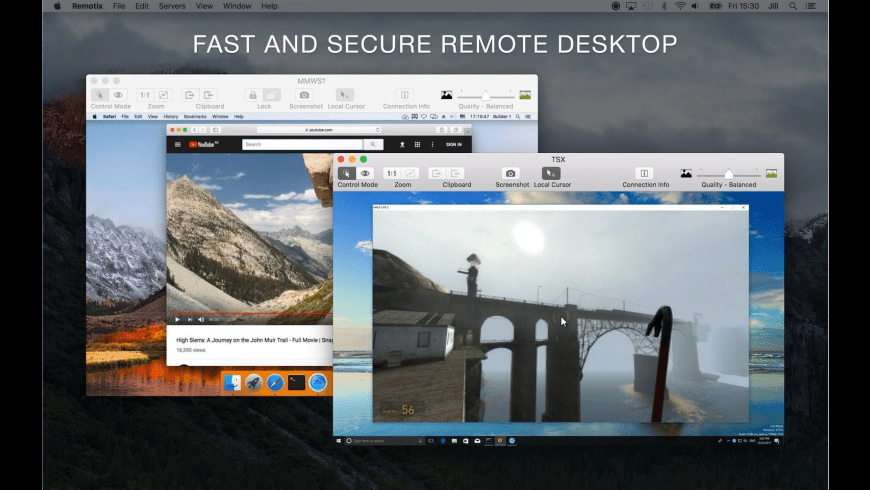 Remotix for Mac - review, screenshots