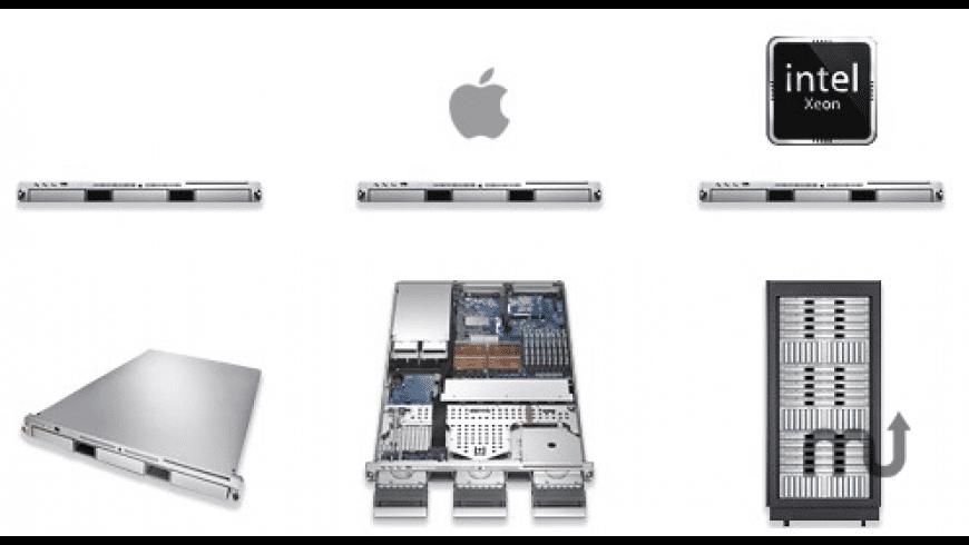 Xserve Quad Intel Xeon icons for Mac - review, screenshots