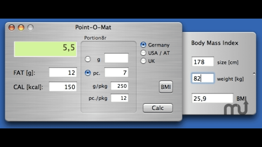 Point-O-Mat for Mac - review, screenshots
