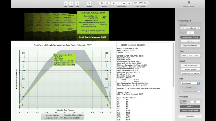 Insights for Mac - review, screenshots