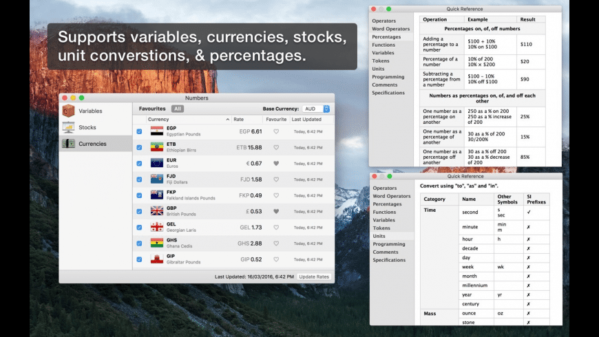 Soulver for Mac - review, screenshots