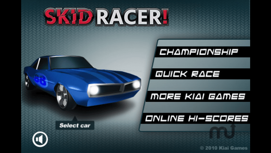 Skid Racer! for Mac - review, screenshots