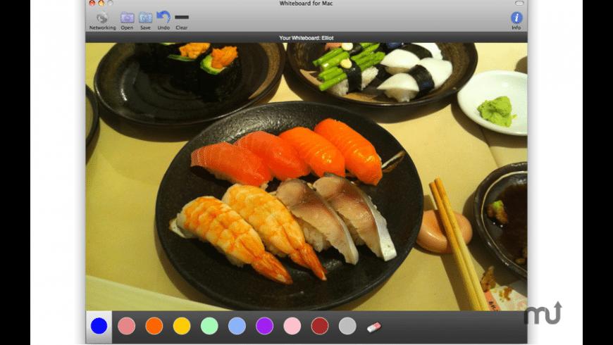 Whiteboard for Mac - review, screenshots