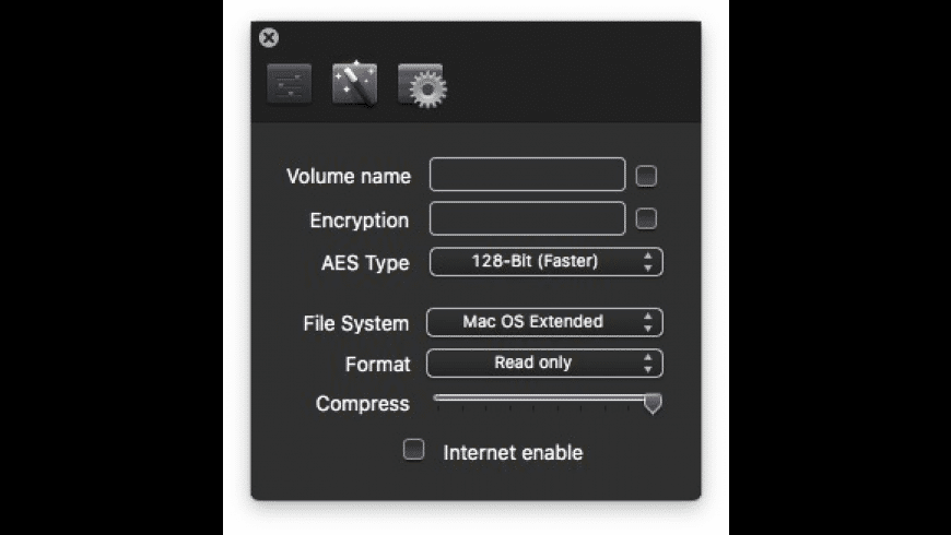 iDMG for Mac - review, screenshots