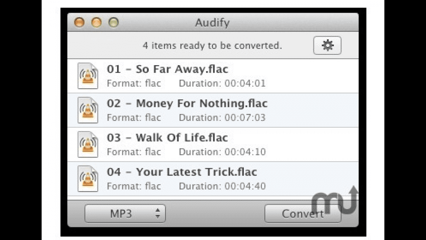 Audify for Mac - review, screenshots