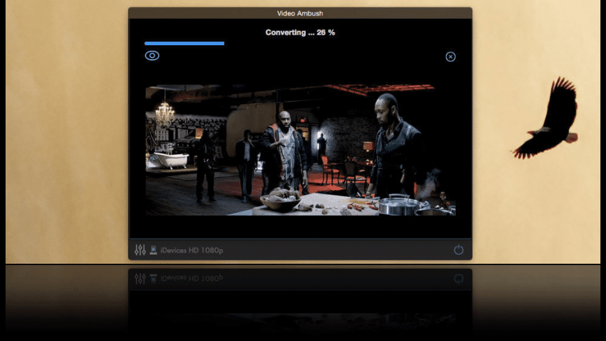 Video Ambush for Mac - review, screenshots