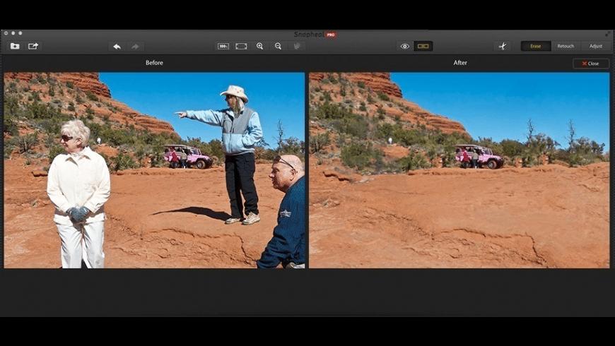 Snapheal CK for Mac - review, screenshots
