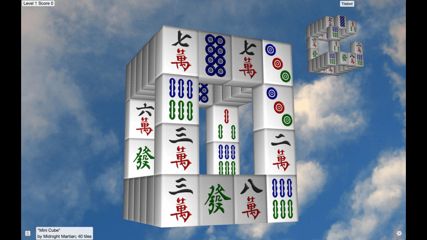 Moonlight Mahjong for Mac - review, screenshots