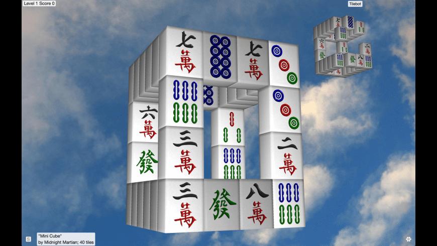 Moonlight Mahjong for Mac - review, screenshots
