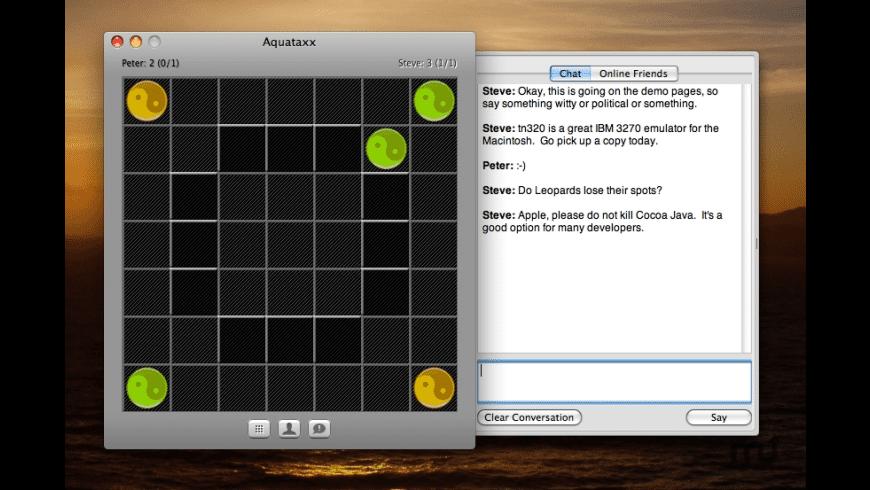 Aquataxx for Mac - review, screenshots