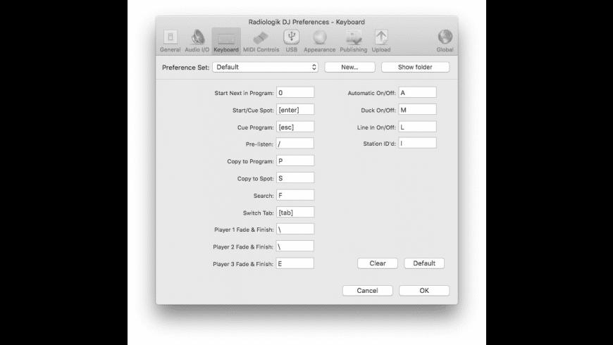 Radiologik DJ for Mac - review, screenshots