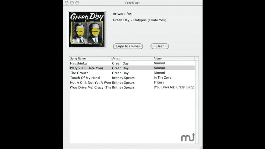Fetch Art for iTunes for Mac - review, screenshots