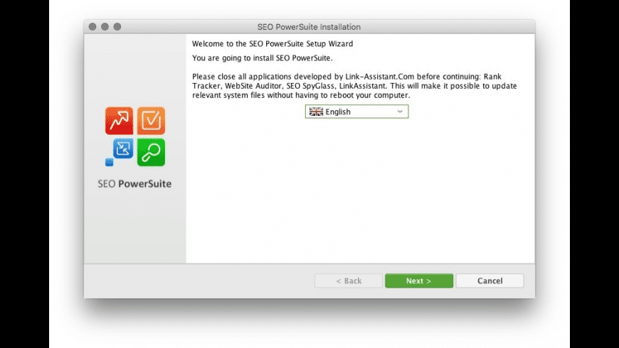 SEO PowerSuite for Mac - review, screenshots
