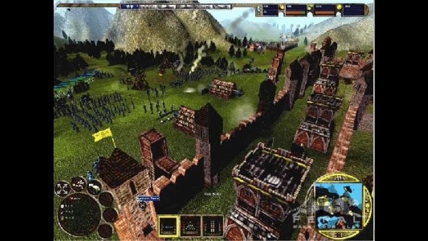 Warrior Kings for Mac - review, screenshots