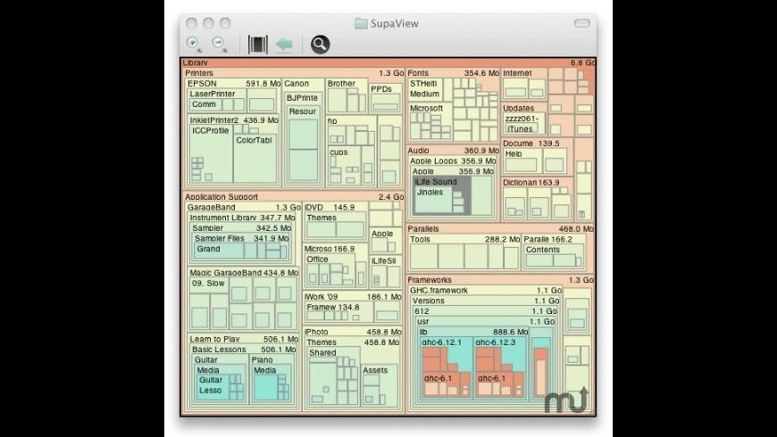 SupaView for Mac - review, screenshots