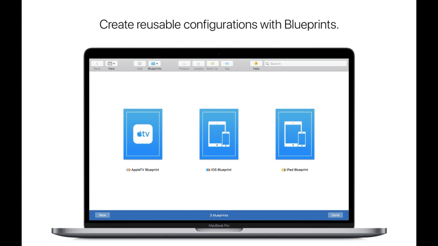 Apple Configurator for Mac - review, screenshots
