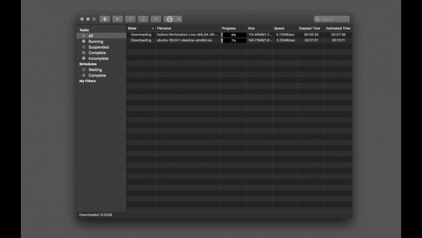 PD for Mac - review, screenshots